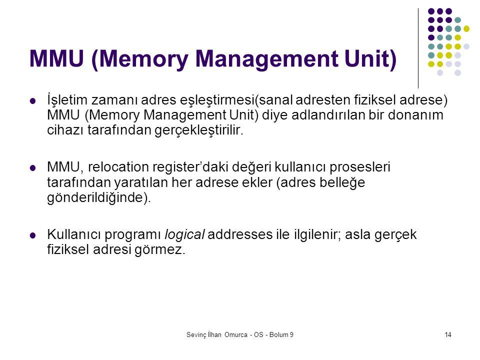 MMU (Memory Management Unit)