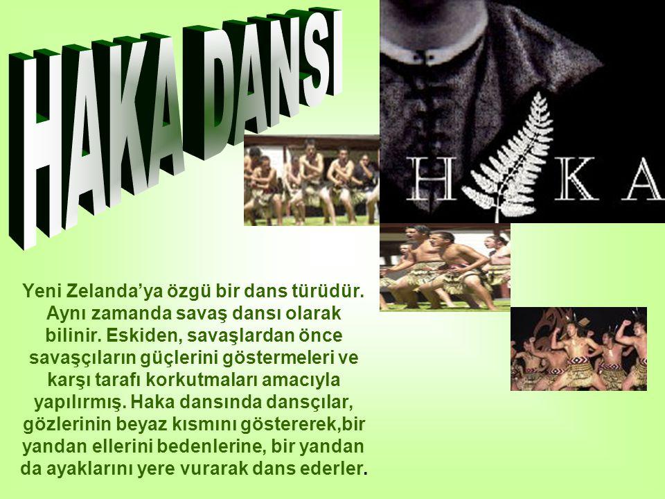 HAKA DANSI