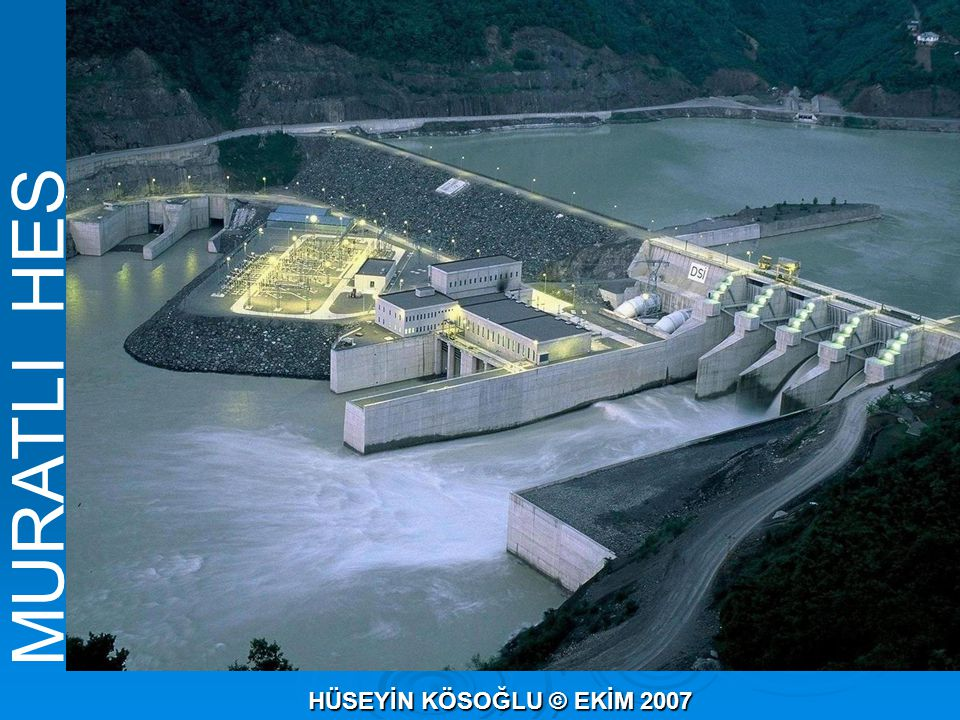 Çöp santral MURATLI HES HÜSEYİN KÖSOĞLU © EKİM 2007