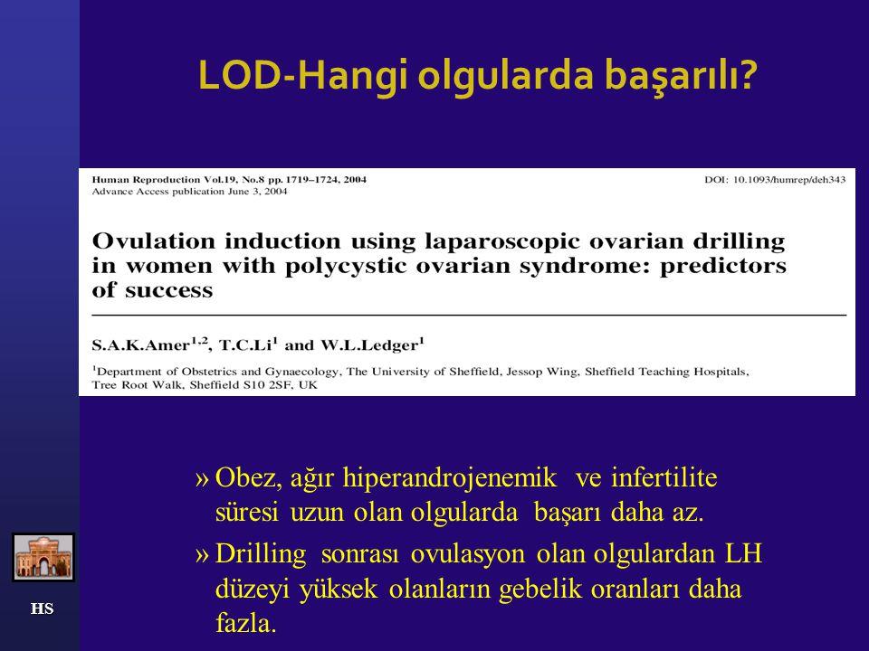 LOD-Hangi olgularda başarılı