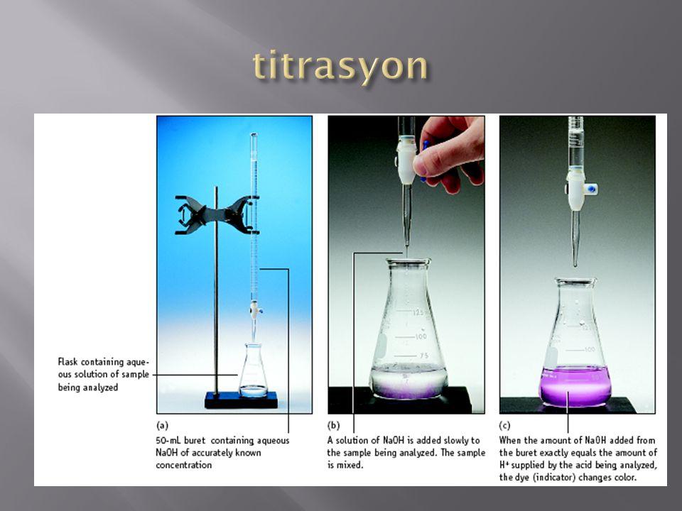 titrasyon