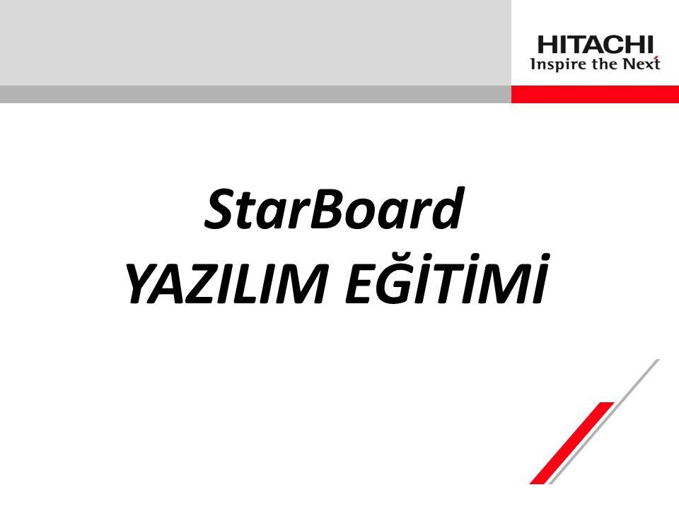 StarBoard YAZILIM EĞİTİMİ
