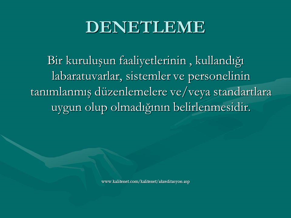 DENETLEME