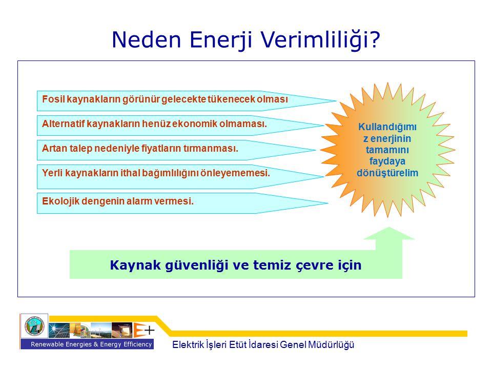 Neden Enerji Verimliliği