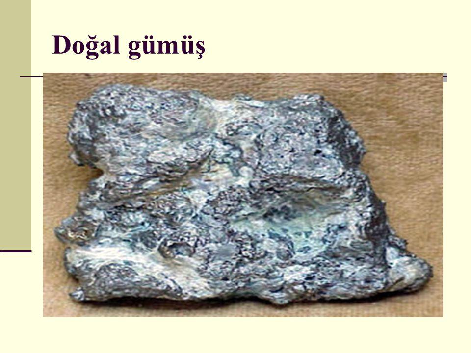 Doğal gümüş
