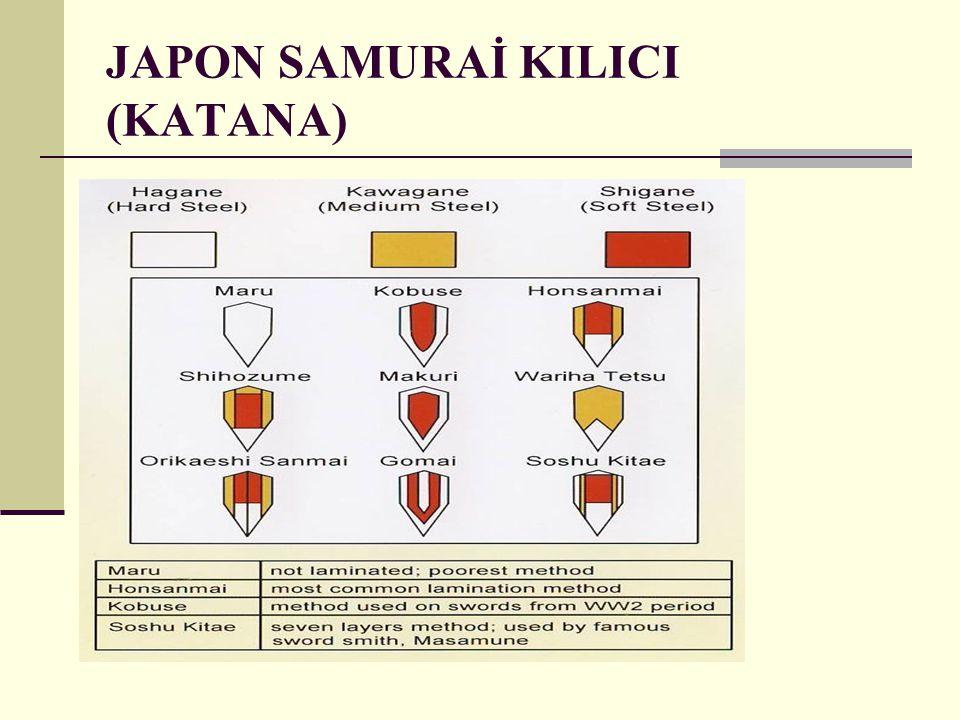 JAPON SAMURAİ KILICI (KATANA)