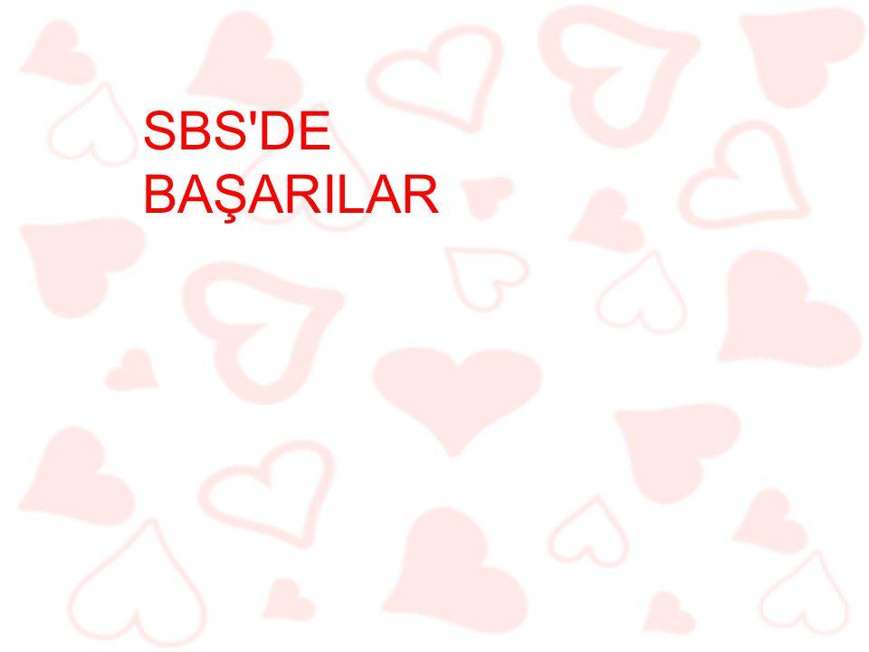 SBS DE BAŞARILAR