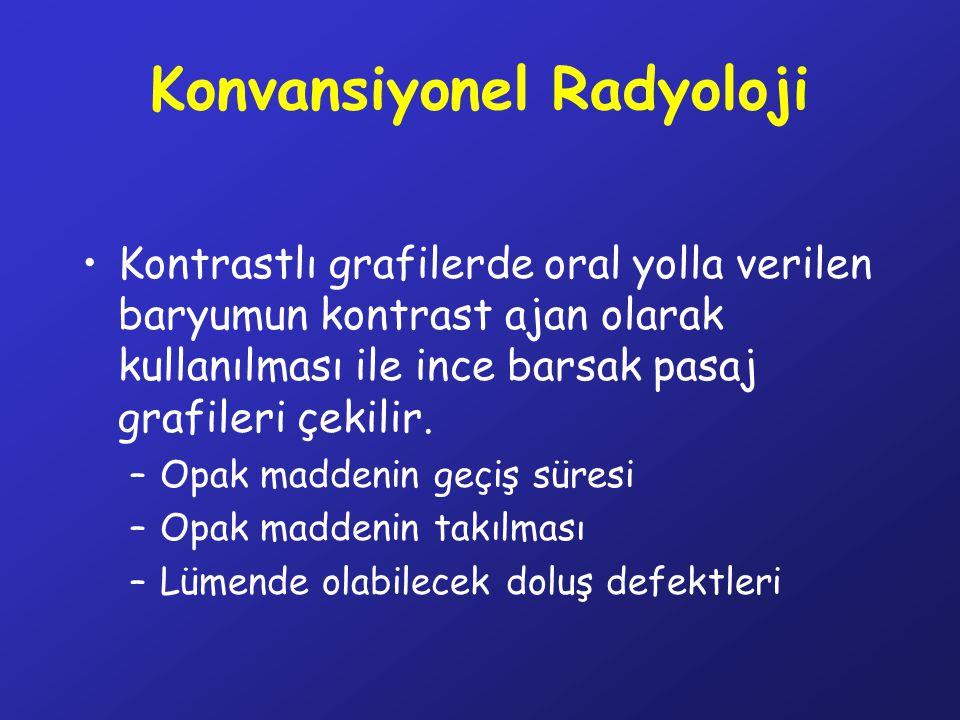 Konvansiyonel Radyoloji