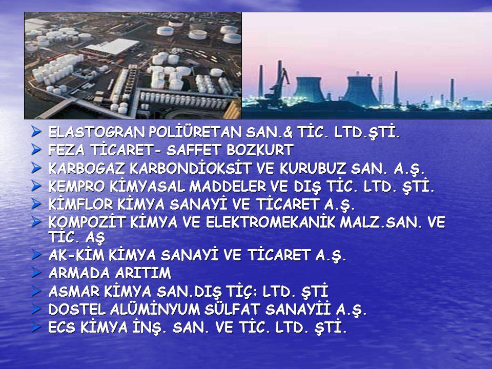 ELASTOGRAN POLİÜRETAN SAN.& TİC. LTD.ŞTİ.