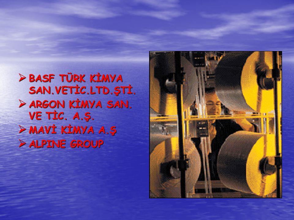 BASF TÜRK KİMYA SAN.VETİC.LTD.ŞTİ.