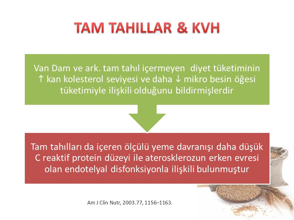 TAM TAHILLAR & KVH Am J Clin Nutr, 2003.77, 1156–1163.