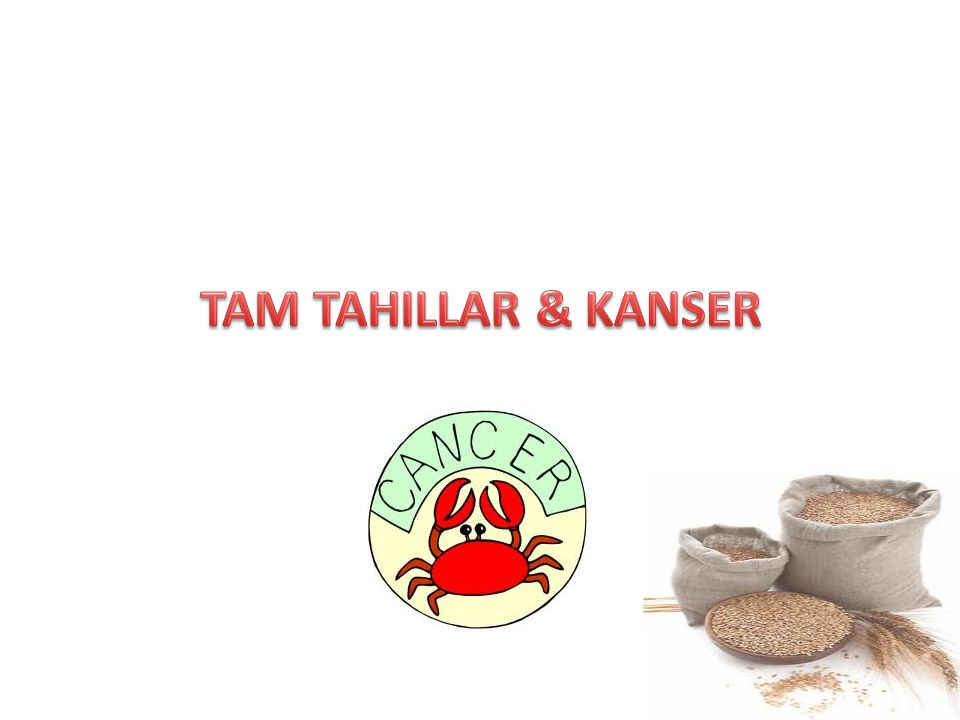 TAM TAHILLAR & KANSER