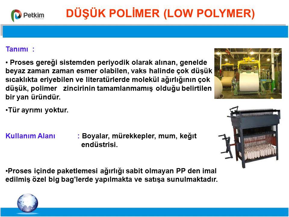 DÜŞÜK POLİMER (LOW POLYMER)