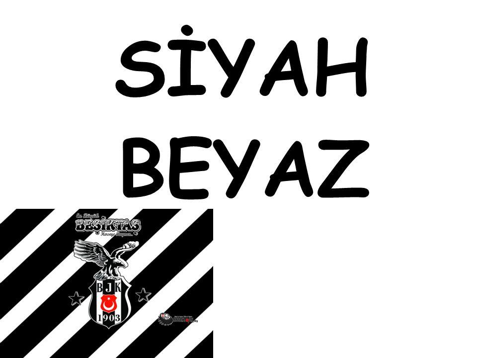SİYAH BEYAZ