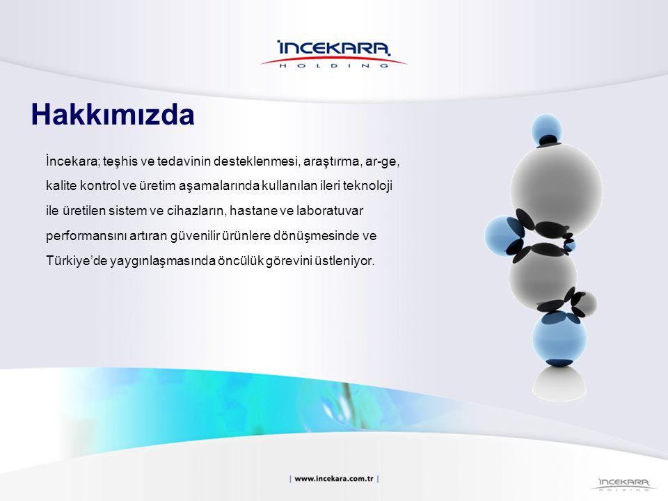 Hakkımızda İncekara; teşhis ve tedavinin desteklenmesi, araştırma, ar-ge, kalite kontrol ve üretim aşamalarında kullanılan ileri teknoloji.
