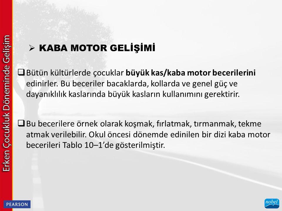 KABA MOTOR GELİŞİMİ