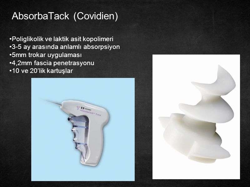 AbsorbaTack (Covidien)