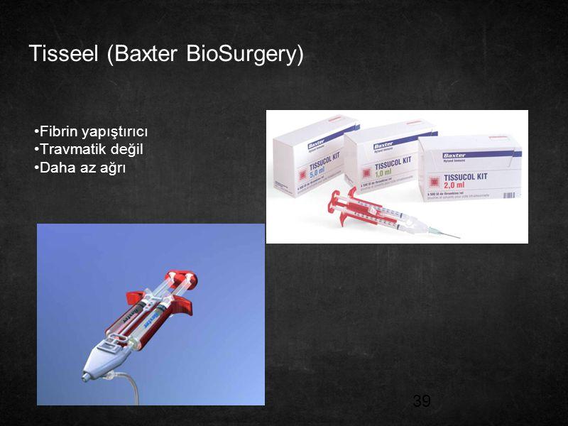 Tisseel (Baxter BioSurgery)