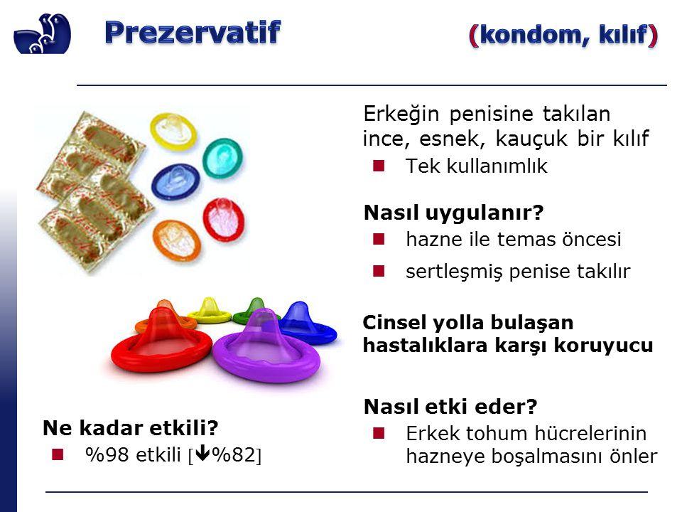 Prezervatif (kondom, kılıf)