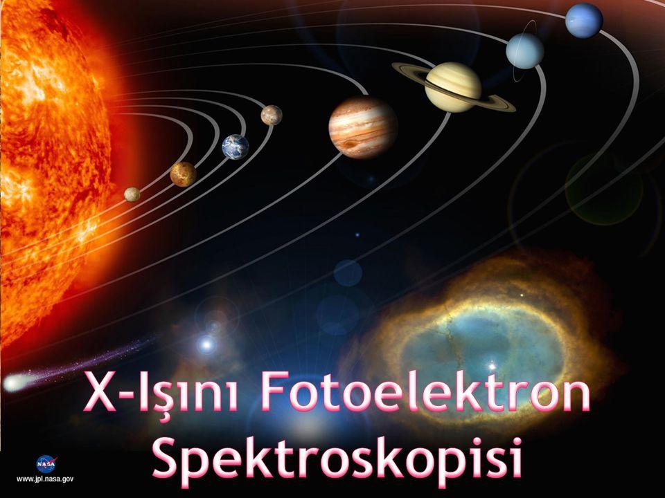 X-Işını Fotoelektron Spektroskopisi