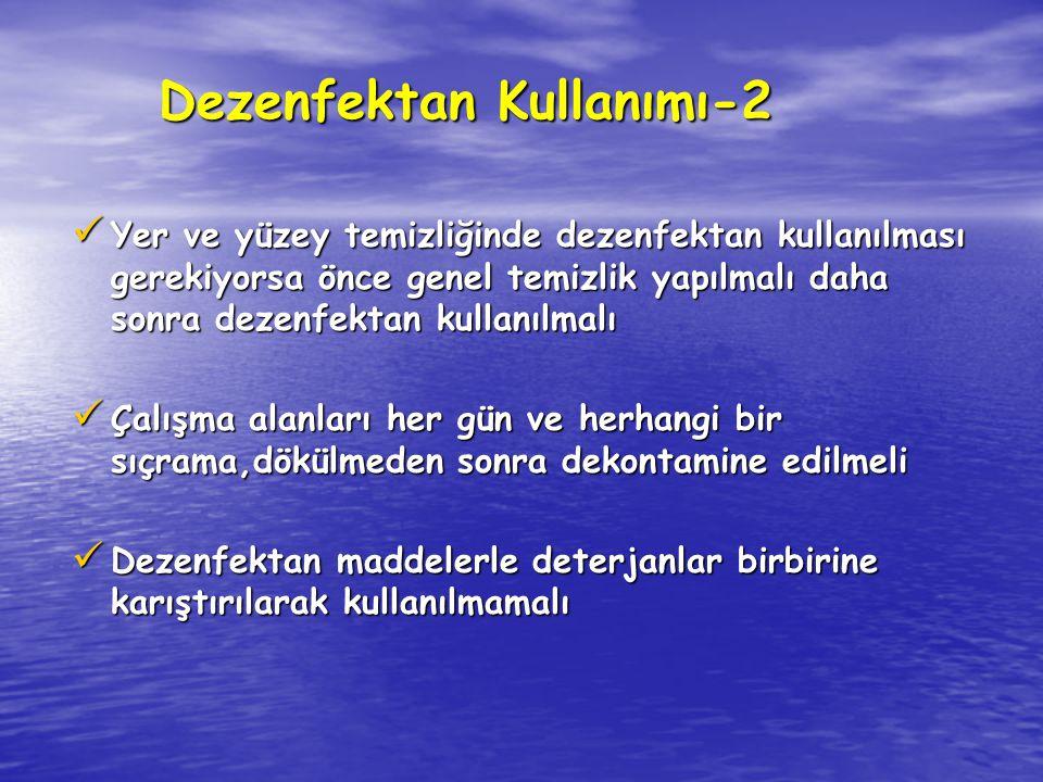 Dezenfektan Kullanımı-2