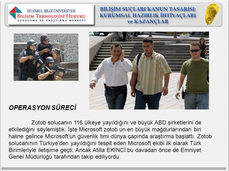 OPERASYON SÜRECİ