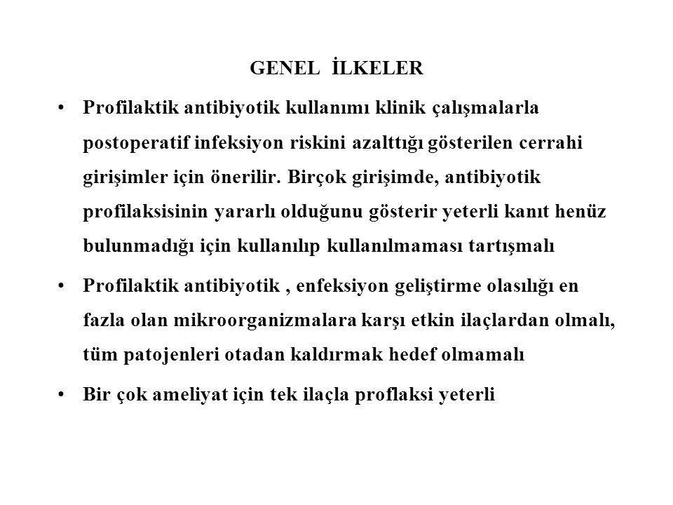GENEL İLKELER