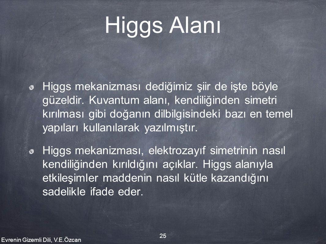 Higgs Alanı