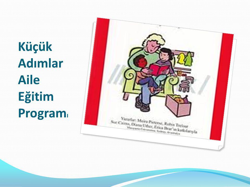 Küçük Adımlar Aile Eğitim Programı