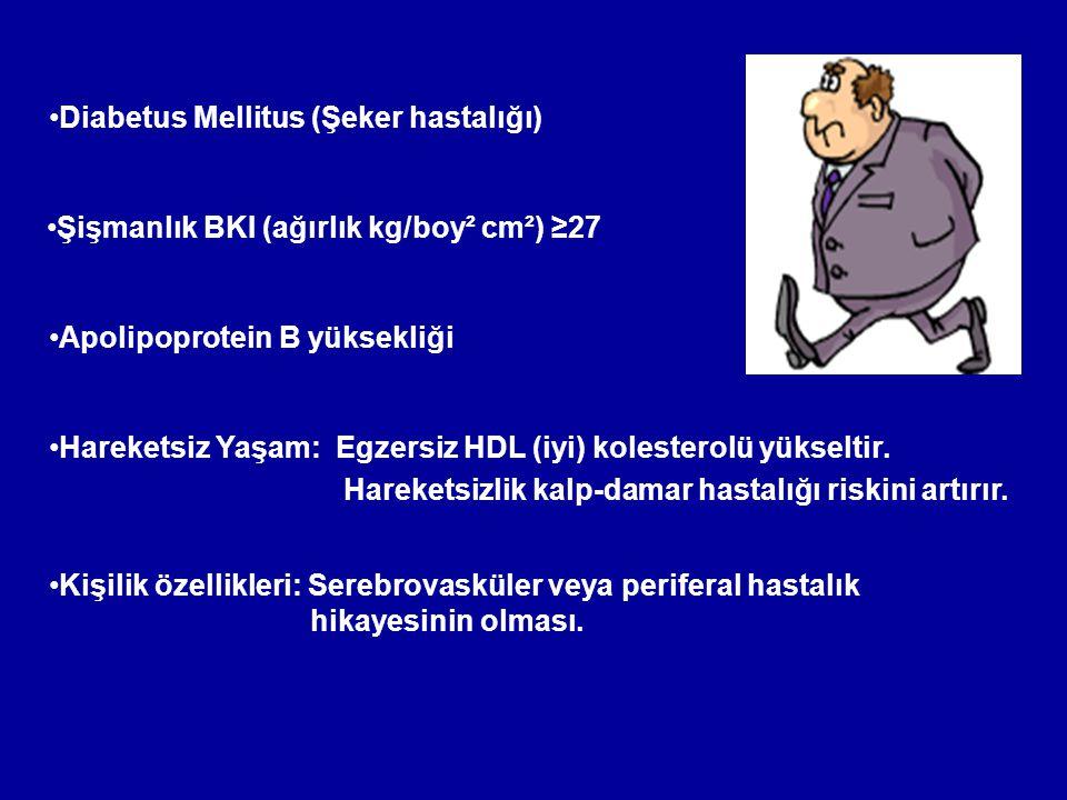 Diabetus Mellitus (Şeker hastalığı)