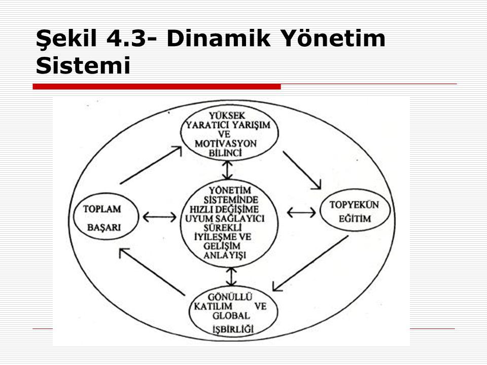 Şekil 4.3- Dinamik Yönetim Sistemi