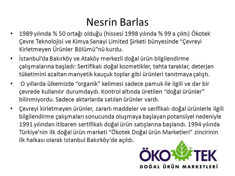 Nesrin Barlas