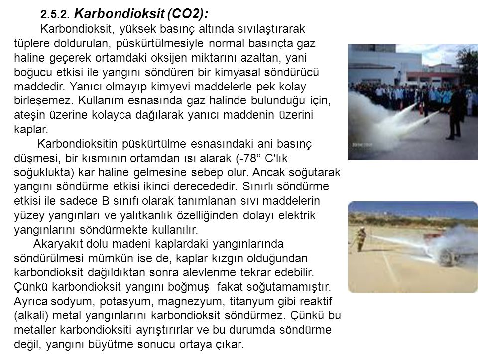 2.5.2. Karbondioksit (CO2):