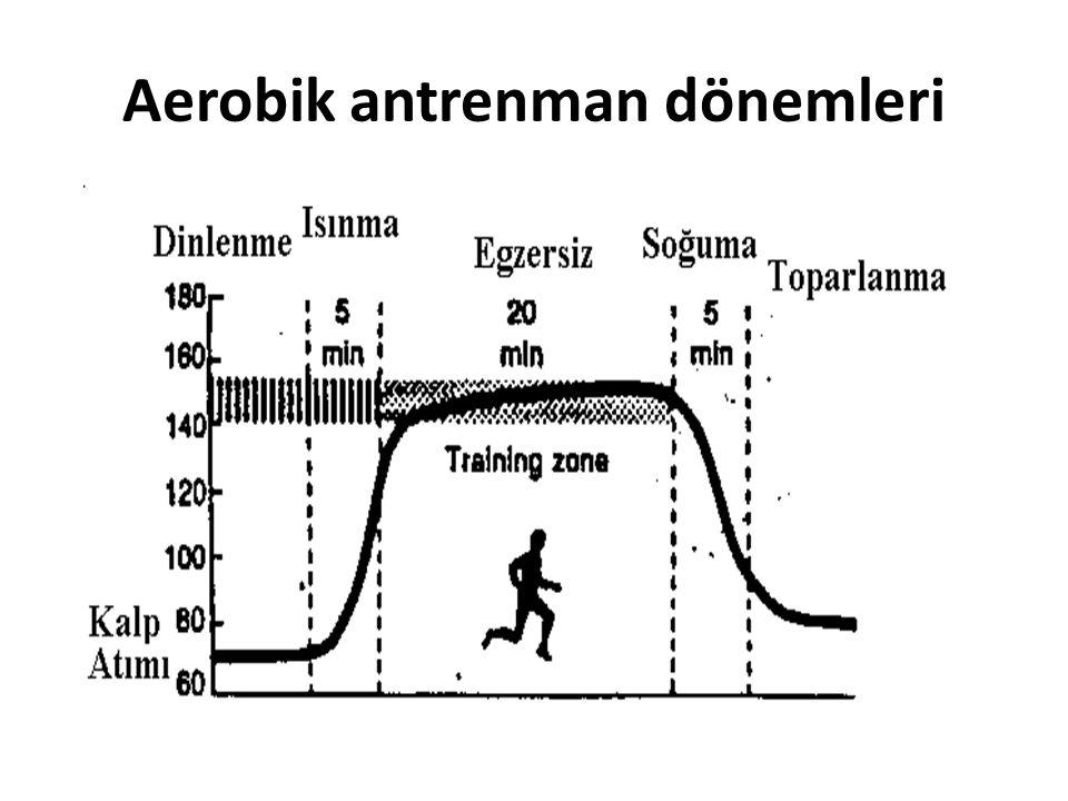 Aerobik antrenman dönemleri