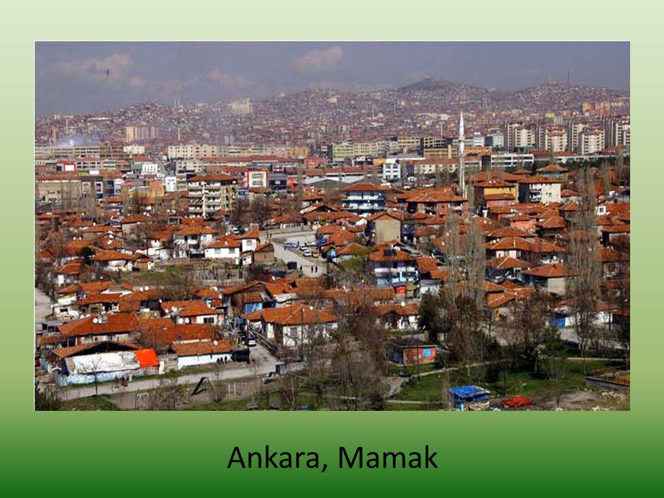 Ankara, Mamak