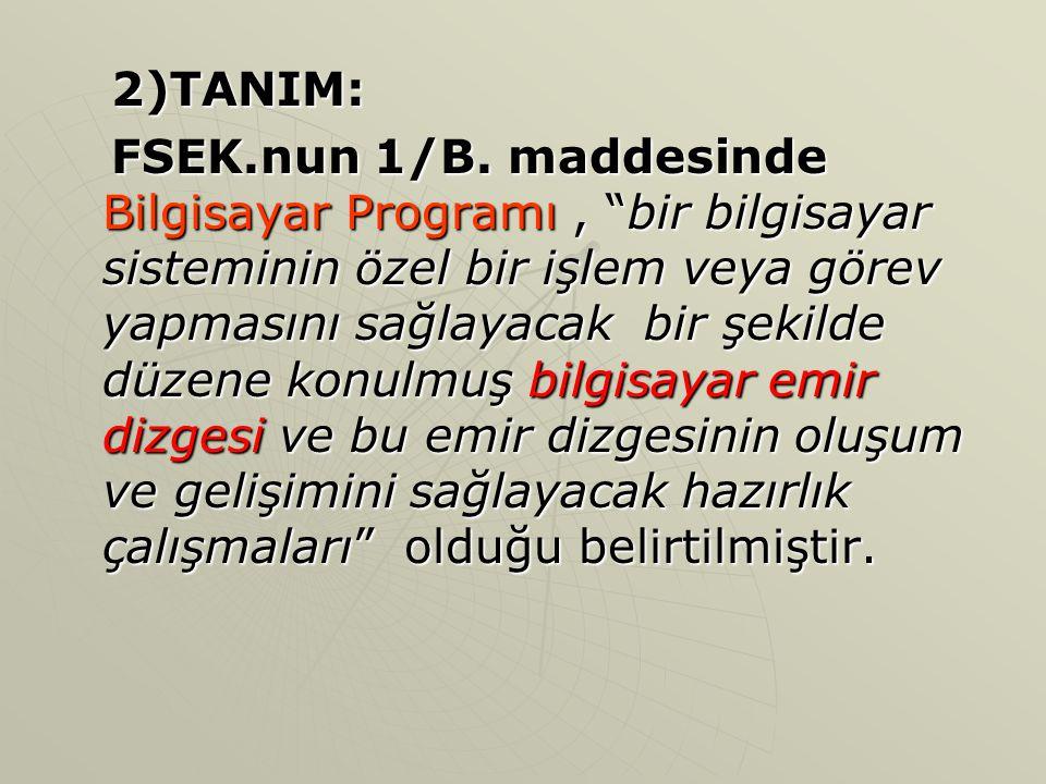 2)TANIM:
