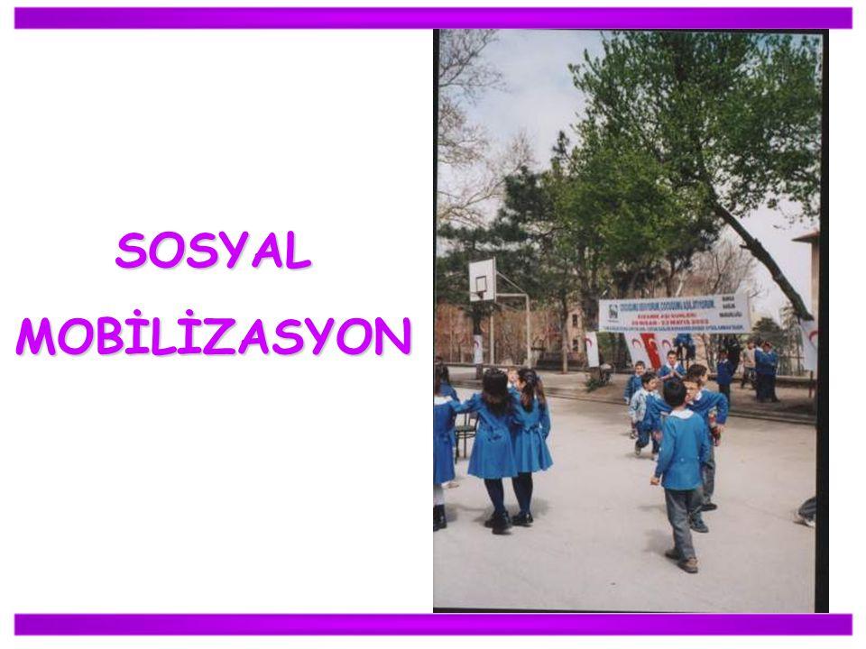 SOSYAL MOBİLİZASYON