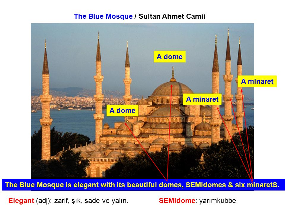 The Blue Mosque / Sultan Ahmet Camii