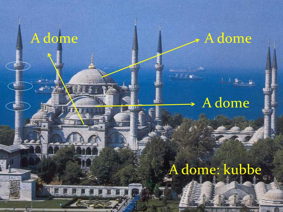 A dome A dome A dome A dome: kubbe