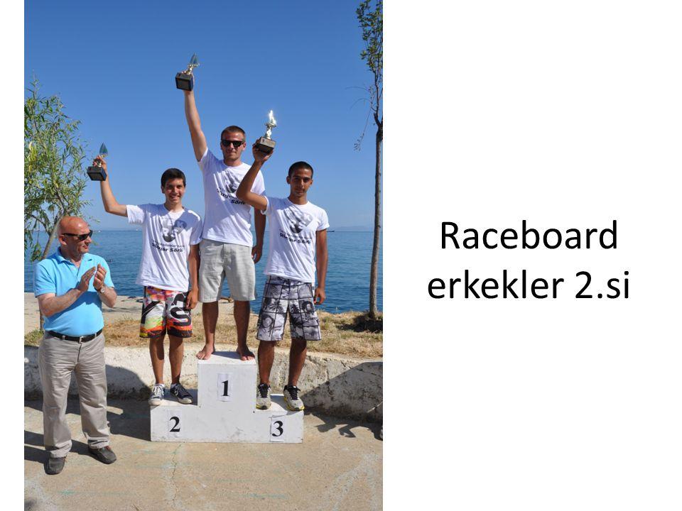 Raceboard erkekler 2.si