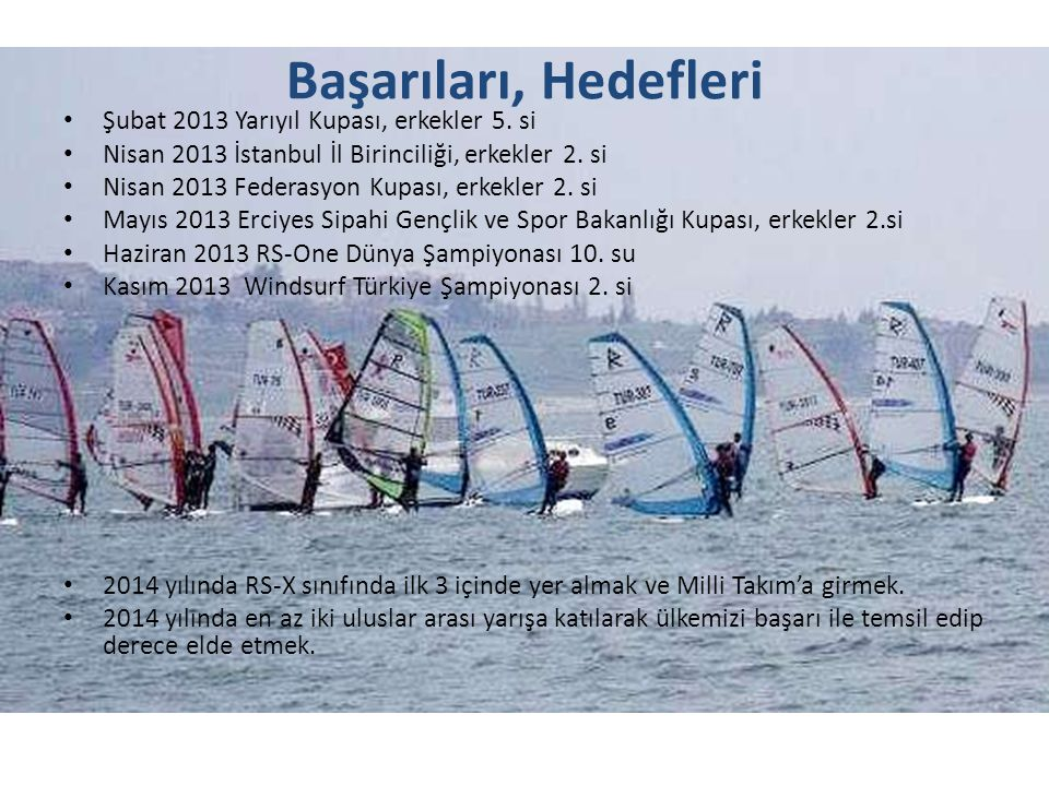 Başarıları, Hedefleri Şubat 2013 Yarıyıl Kupası, erkekler 5. si