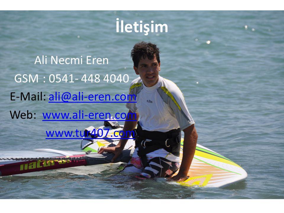 E-Mail: ali@ali-eren.com
