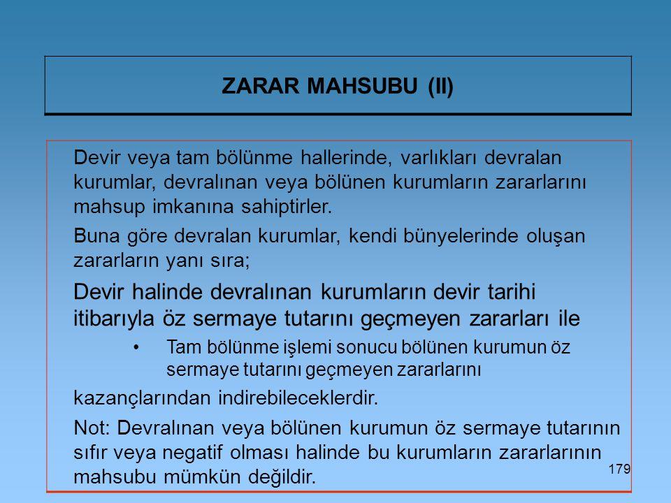 ZARAR MAHSUBU (II)
