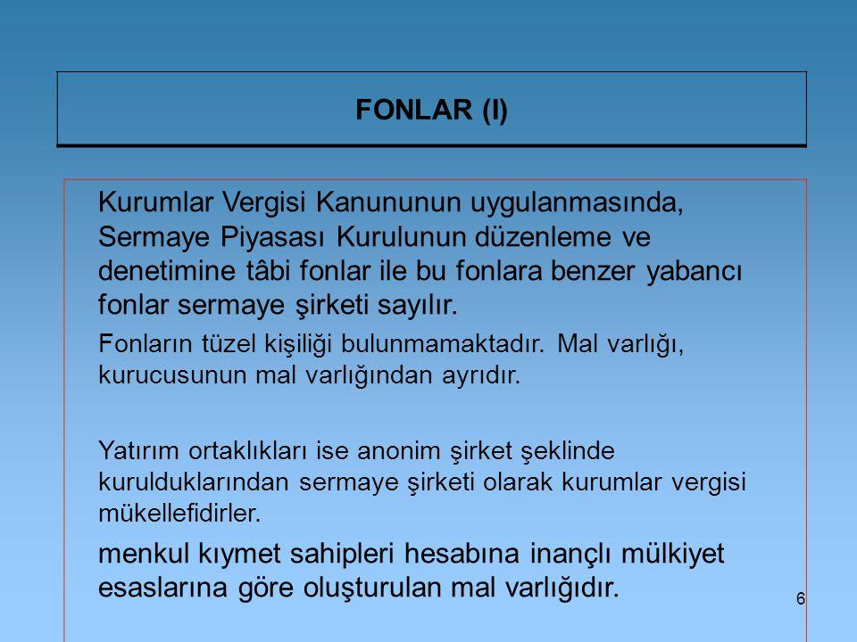 FONLAR (I)