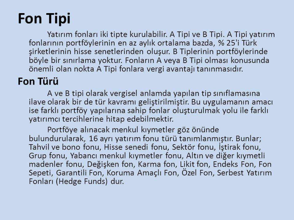 Fon Tipi