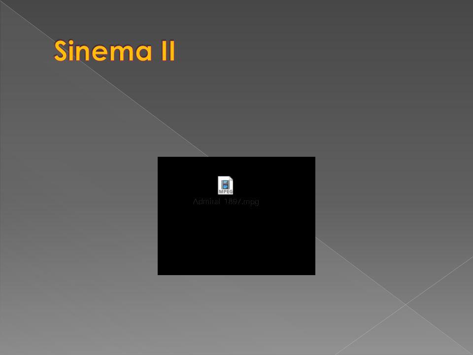 Sinema II