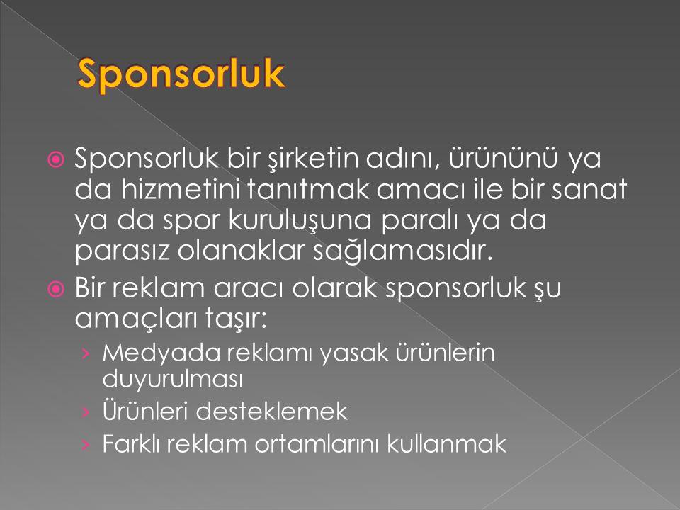 Sponsorluk