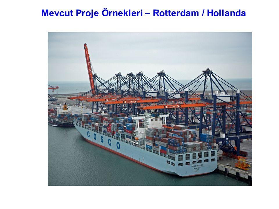 Mevcut Proje Örnekleri – Rotterdam / Hollanda