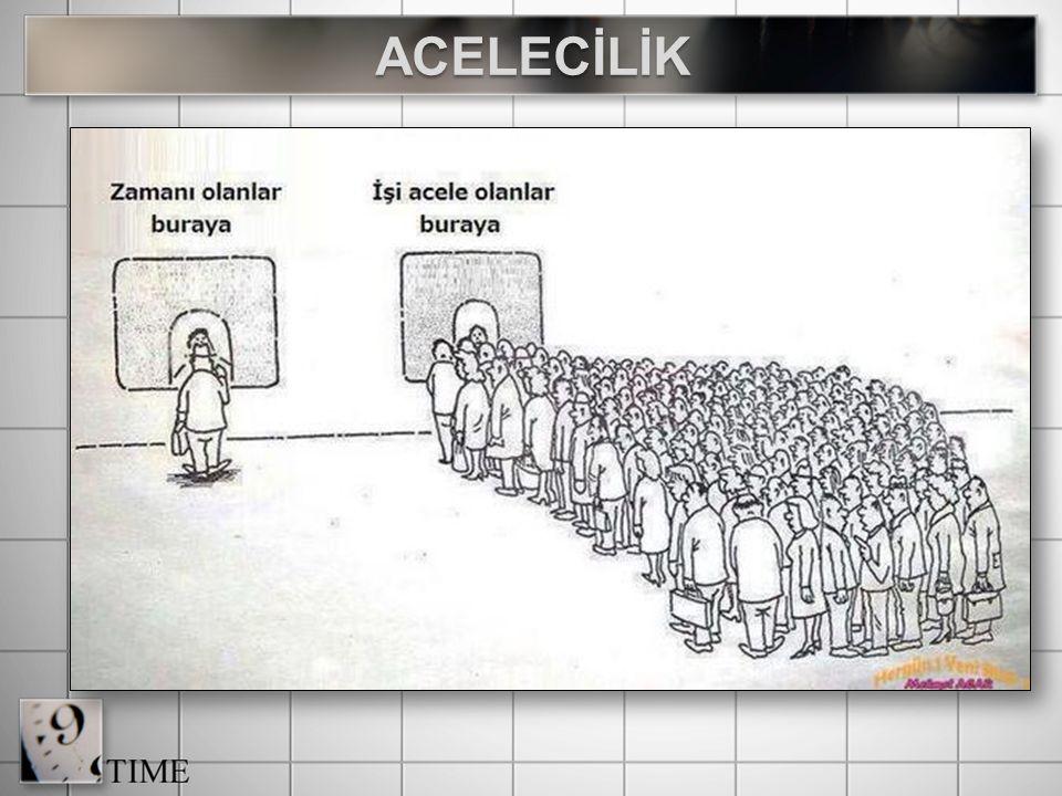 ACELECİLİK
