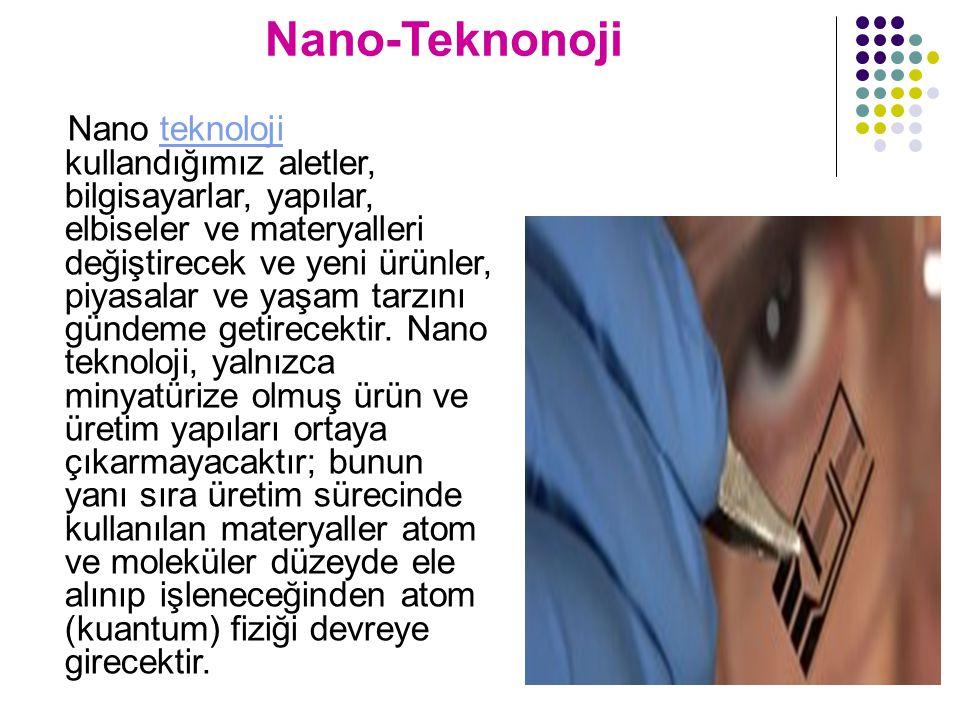 Nano-Teknonoji